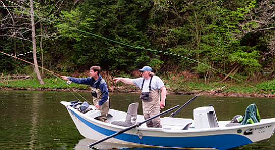 Upper delaware river fly fishing guide service for Delaware river fishing